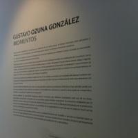 Momentos. Gustavo Ozuna González en @MuseoMUSAS