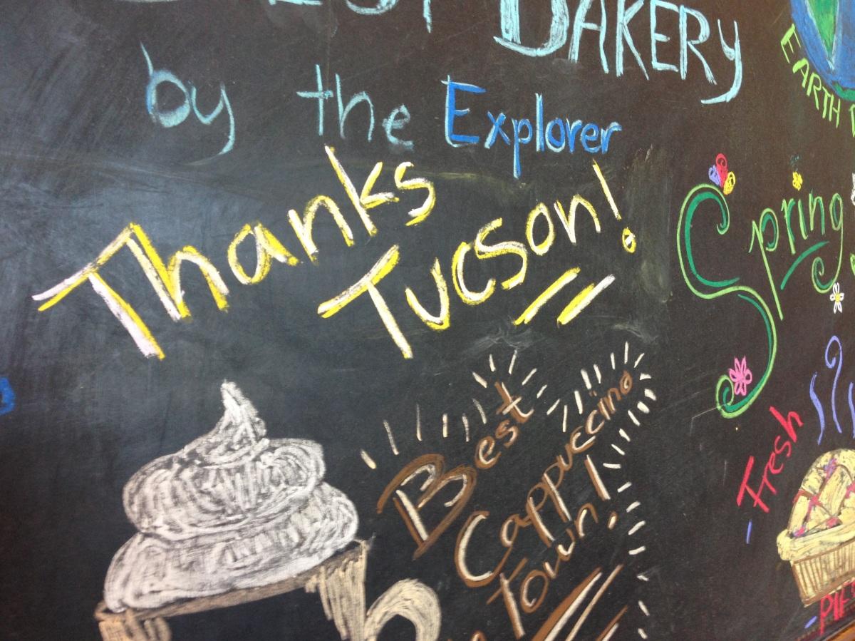 Gracias Tucson!