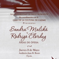 Sandra Maliká en ULSA.