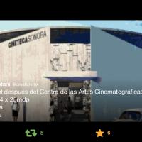 El Centro de las Artes Cinematográficas del Noroeste. @ISCSonora