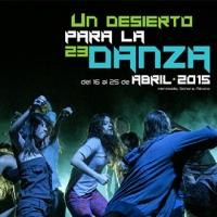 Un Desierto para la Danza 2015 #UDPD23